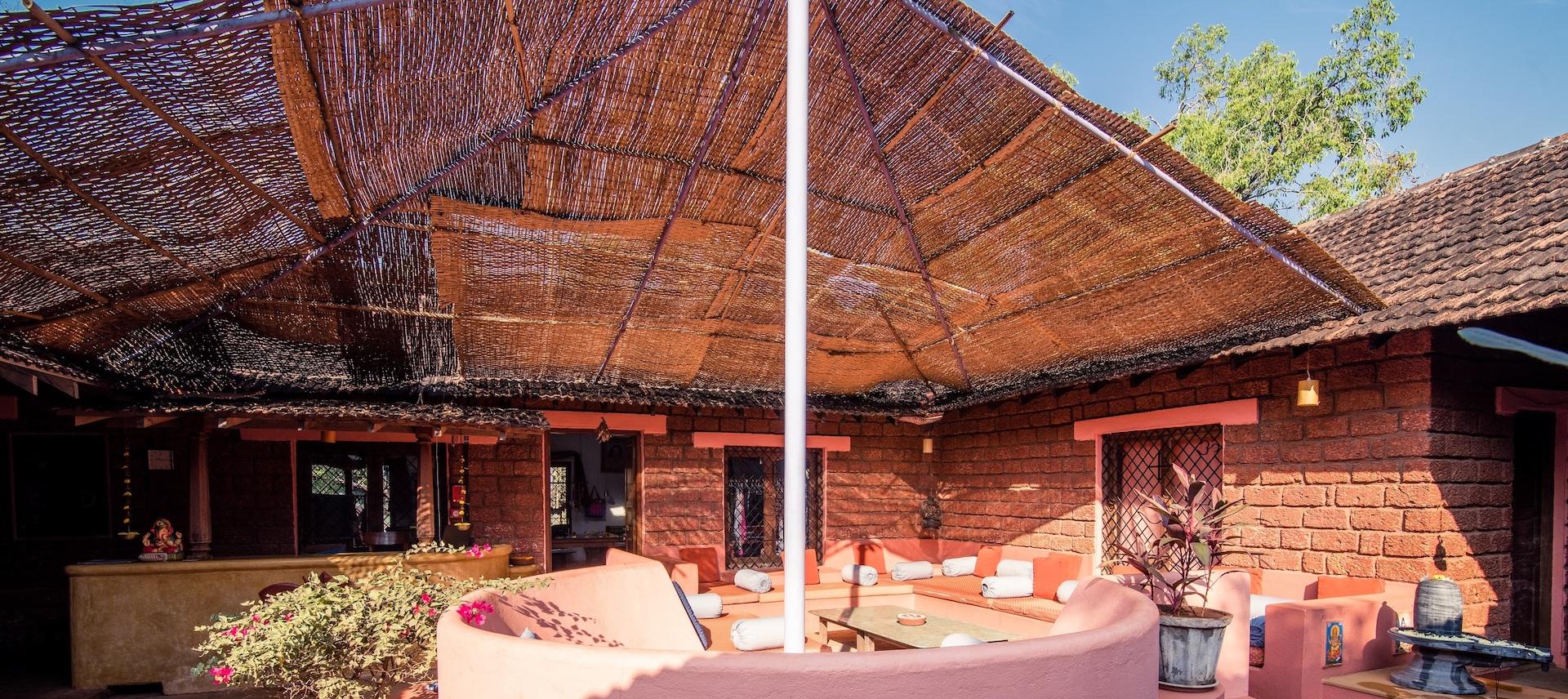 Satsanga Courtyard Ia